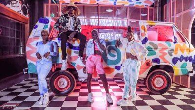 [Video] Sauti Sol ft. Bensoul, Nviiri the Storyteller, Xenia Manasseh, Okello Max, NHP – Rhumba Japani