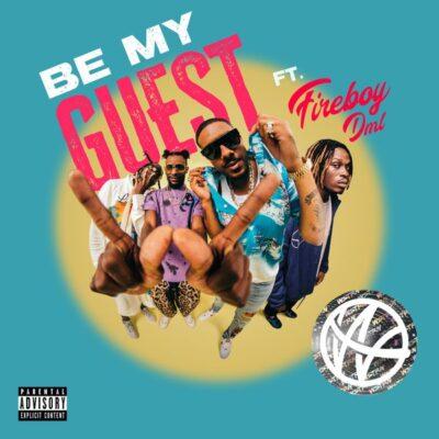WSTRN ft. Fireboy DML – Be My Guest