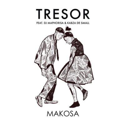 TRESOR ft. DJ Maphorisa, Kabza De Small – Makosa