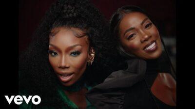 [Video] Tiwa Savage ft. Brandy  – Somebody's Son