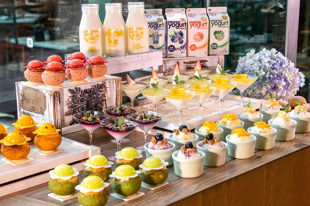 「唯港薈 x 維記牛奶」自助餐 / 'Hotel ICON x Kowloon Dairy' Buffet @ The Market – Hotel ICON - OKiBook Hong Kong & Macau ...