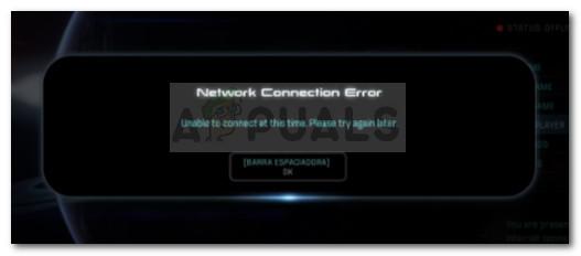 Fix: Mass Effect Andromeda Netzwerkverbindungsfehler