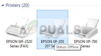 Fix: Epson-Drucker offline – Appuals.com