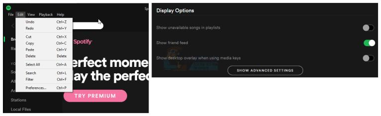 So deaktivieren Sie Spotify Overlay unter Windows 10