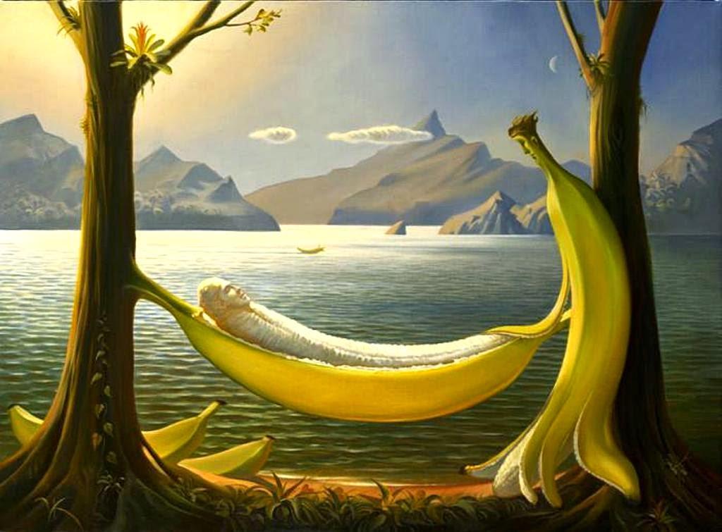 Surrealistic paintings vladimir kush kalanjiam for All of salvador dali paintings