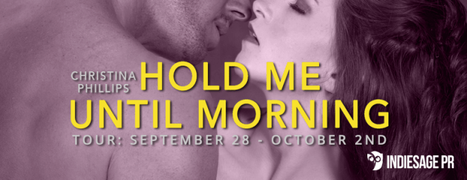 Hold Me Until Morning Tour Banner