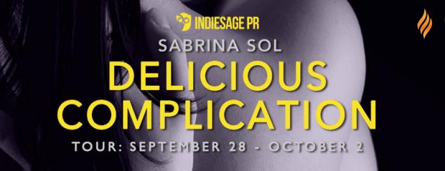 Delicious Complication Tour Banner
