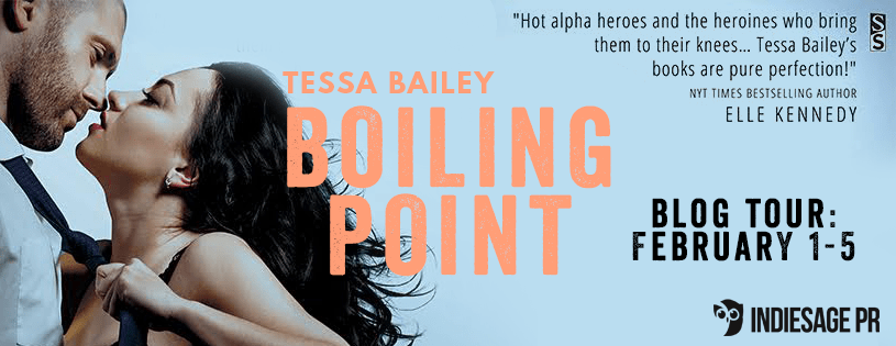 Boiling Point Tour Banner