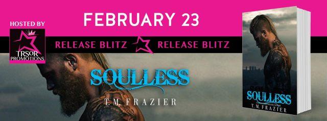 soulless release blitz