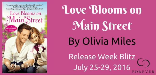 Love Blooms on Main Street Banner