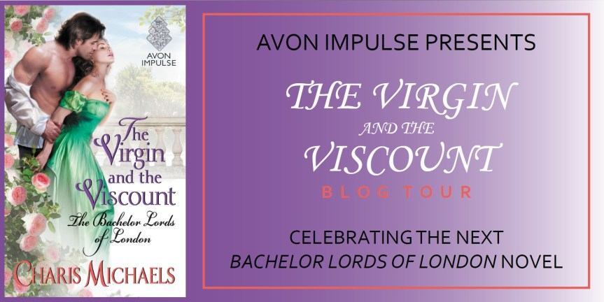 THE VIRGIN AND THE VISCOUNT tour banner