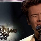 Harry Styles performs on The Jonathan Ross Show!