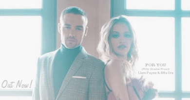 "Rita Ora and Liam Payne release ""For You"""