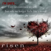 Risen by Cole Gibsen (Review/Blog Tour)