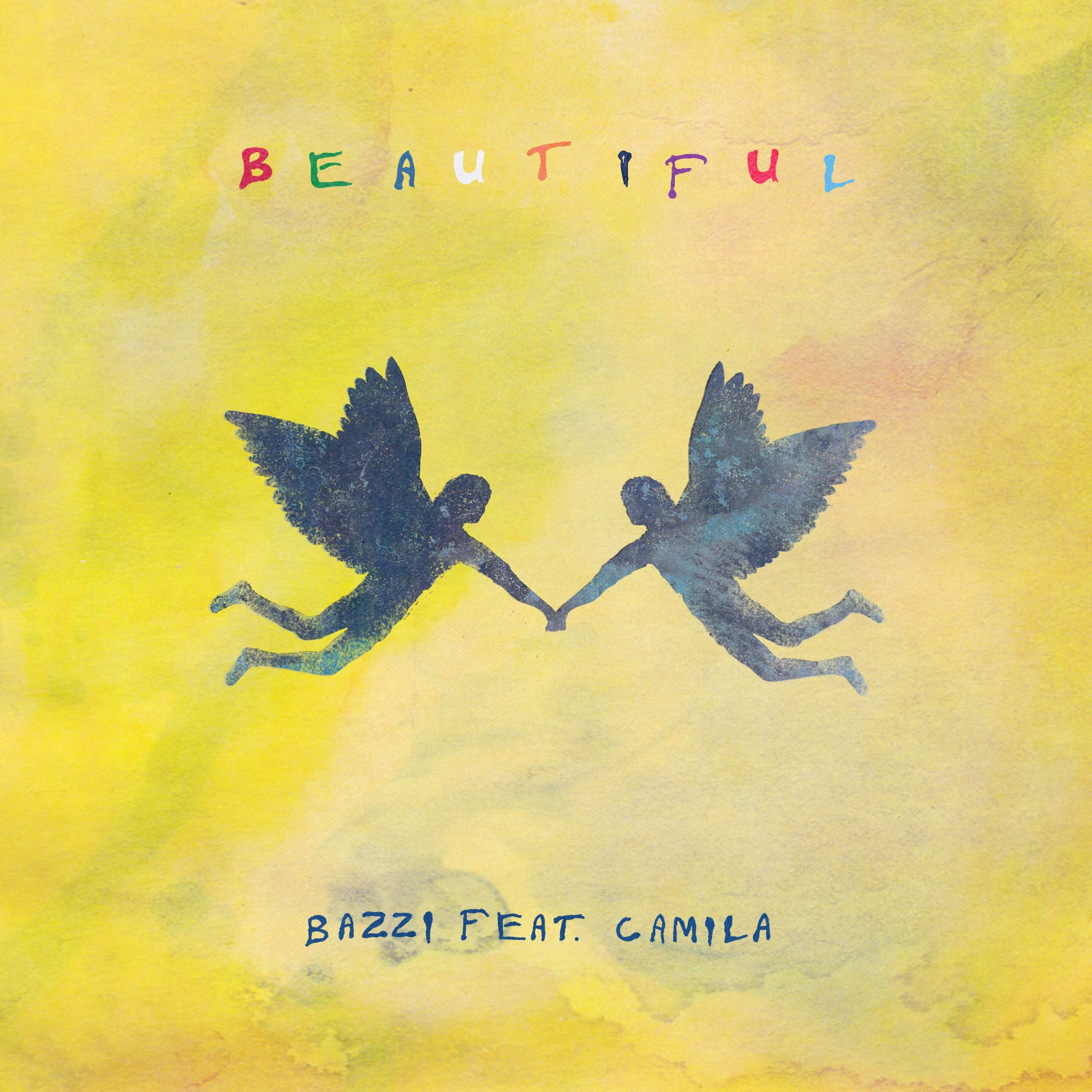 Bazzi releases Beautiful Remix featuring Camilla Cabello