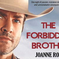 The Forbidden Brother by Joanne Rock (Review)