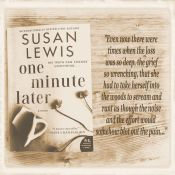 One Minute Later by Susan Lewis (Book Review)