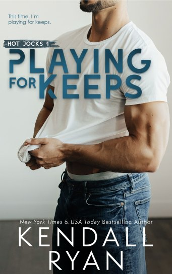 Playing for Keeps by Kendall Ryan Teaser