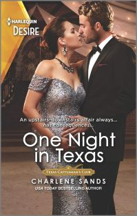 One Night in Texas by Charlene Sands