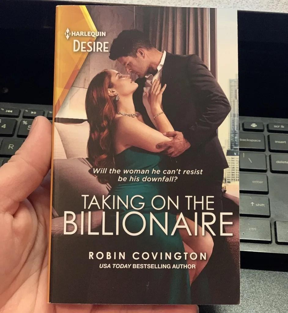 Taking on the Billionaire by Robin Covington