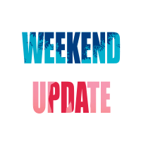 Weekend Update 01-24-2021 Book News and more