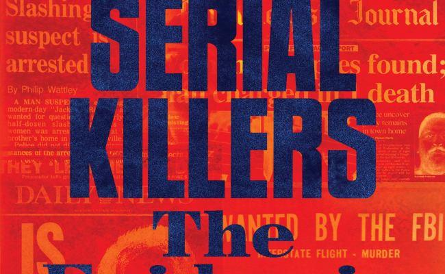 Serial Killer Research Books