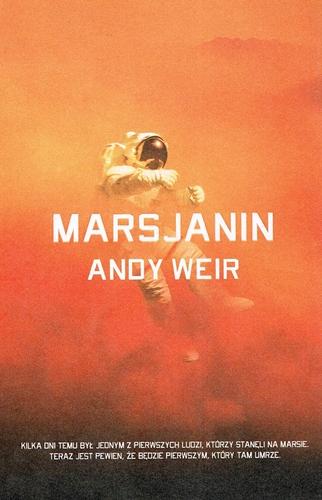 Marsjanin - recenzja książki