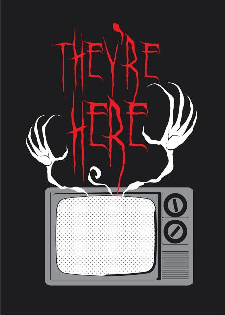 Alternatywne plakaty filmowe horror
