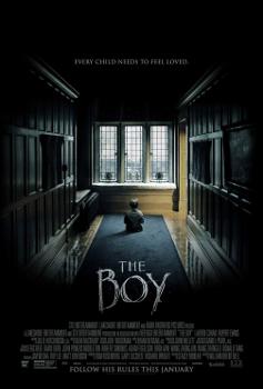 The Boy recenzja filmu