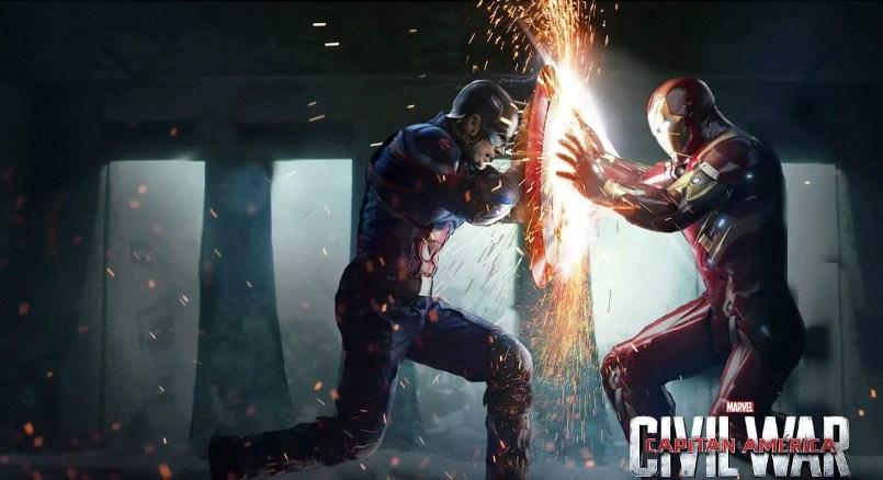 Kapitan Ameryka : Wojna Bohaterów - recenzja