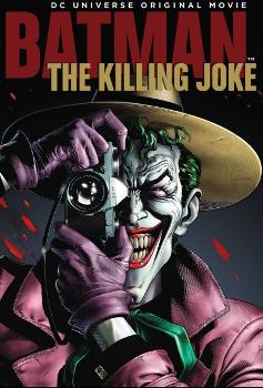 Batman Zabójczy Żart recenzja animacji