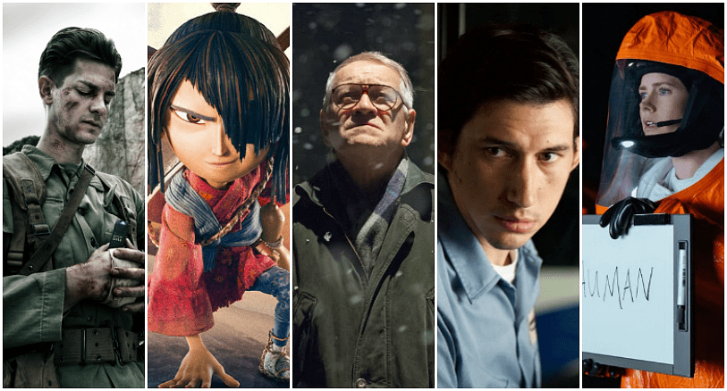 Ranking najlepszych filmów 2016 roku