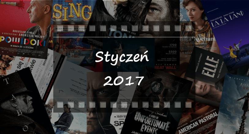 Najciekawsze premiery miesiąca: styczeń 2017
