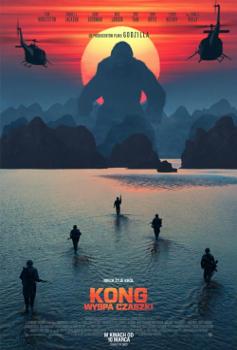 recenzja filmu kong wyspa czaszki