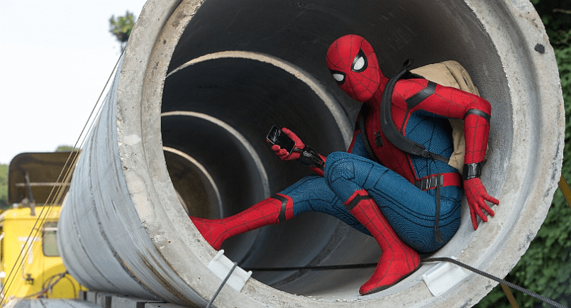 spider-man homecoming recenzja