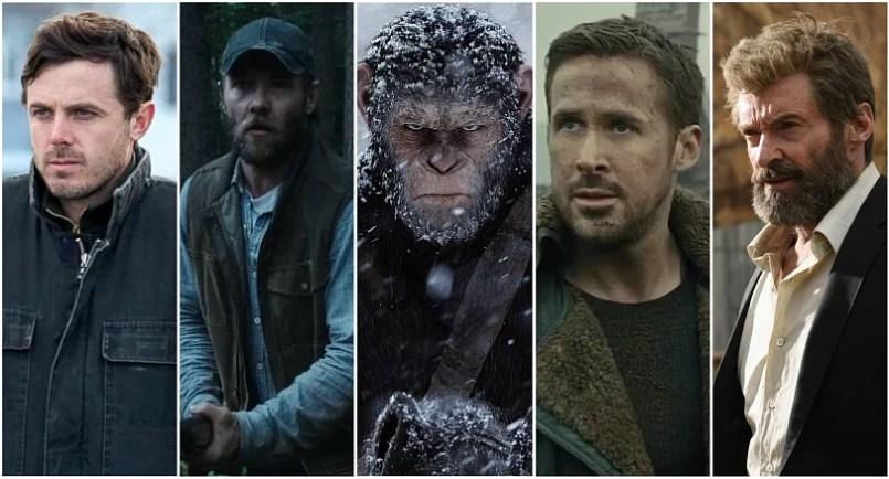 ranking najlepszych filmów 2017