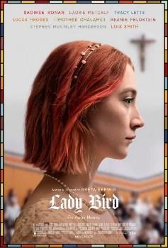 Lady Bird recenzja filmu