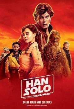 Han Solo: Gwiezdne wojny - historie (2018) - plakat