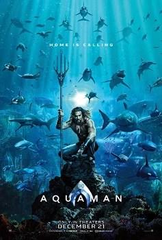 Aquamen (2018) - plakat1