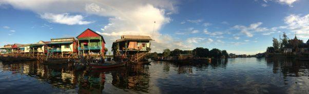 Kampong Phluk panorama
