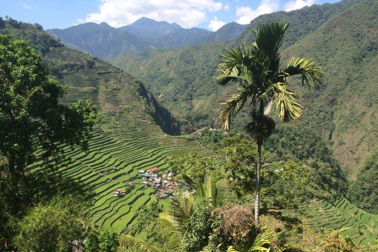 Batad, Filipiny - raj