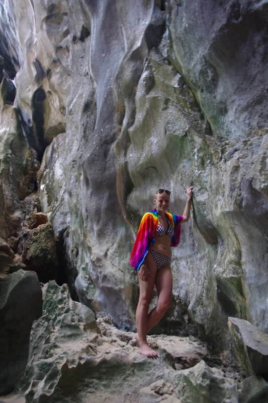 Lagen Island - Leta Leta Cave, Palawan