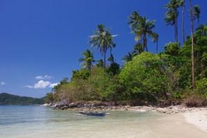 Snake Island, Palawan