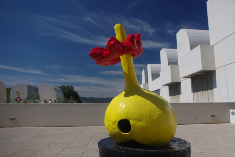 Barcelona, Joan Miro