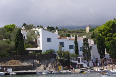 Port Lligat, Salvador Dali House-Museum