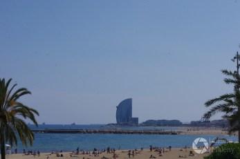 Barcelonetta plaża