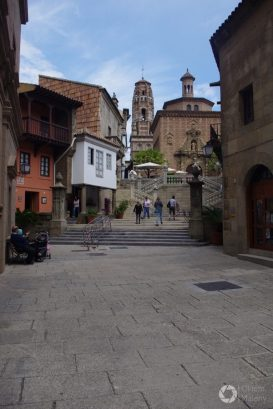 Poble Espanyol , Barcelona