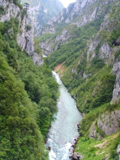 kanion rzeki Tary, Park Narodowy Durmitor