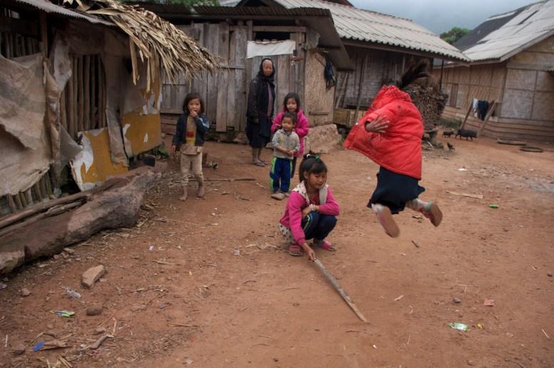 Laos, Ban Namlue