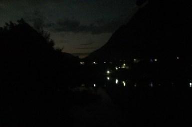 Nong Khiaw nocą
